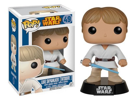 Funko POP! Star Wars LUKE SKYWALKER TATTOOINE #49