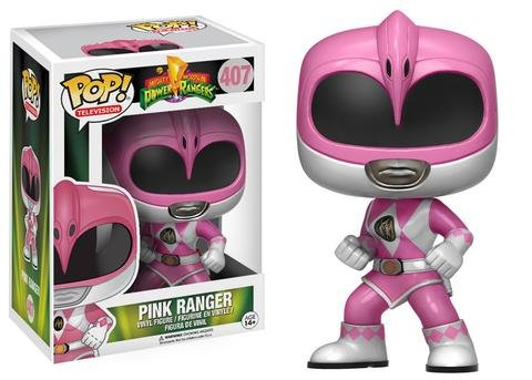 Funko POP! Power Rangers PINK RANGER #407