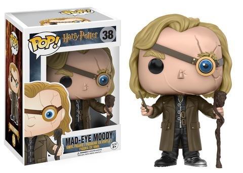 Funko POP! Harry Potter MAD-EYE MOODY #38