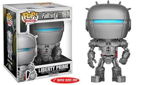 Funko POP! Fallout LIBERTY PRIME #167