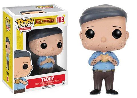 Funko POP! Bob's Burgers TEDDY #103