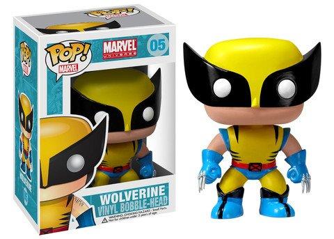Funko POP! Marvel WOLVERINE #05