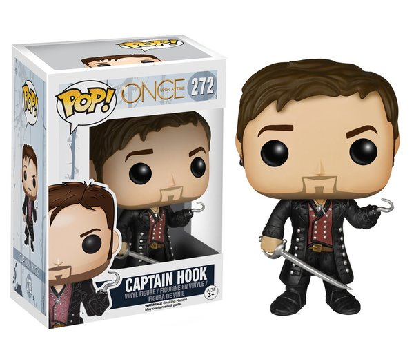 Funko POP! Once Upon A Time CAPTAIN HOOK #272