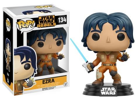 Funko POP! Star Wars Rebels EZRA #134