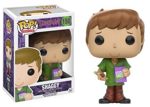 Funko POP! Scooby Doo SHAGGY #150