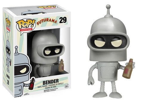 Funko POP! Futurama BENDER #29