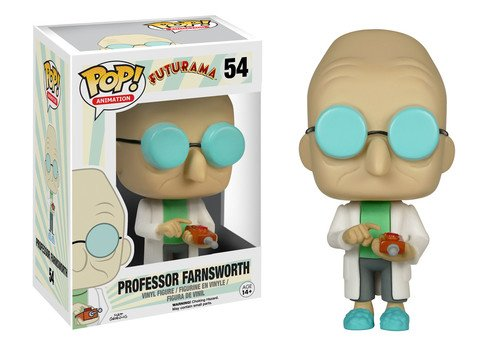 Funko POP! Futurama PROFESSOR FARNSWORTH #54