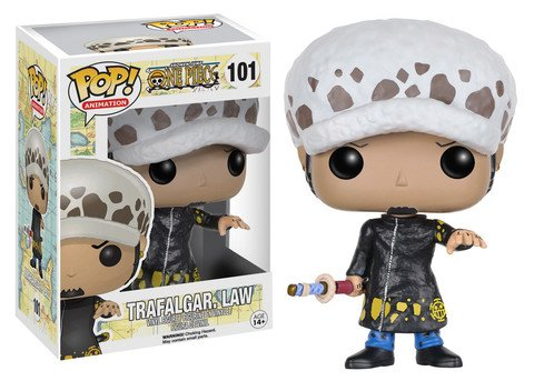 Funko POP! One Piece TRAFALGAR LAW #101