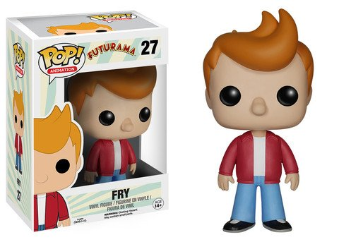 Funko POP! Futurama FRY #27