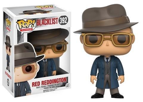 Funko POP! Blacklist RED REDDINGTON #392