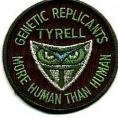 Patch Blade Runner Tyrell Corporation