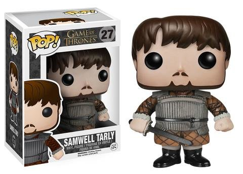 Funko POP! Game of Thrones SAMWELL TARLY #27 VAULTED