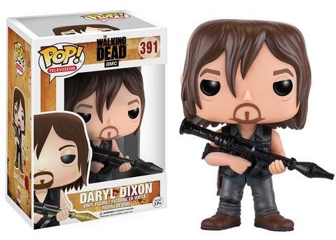Funko POP! Walking Dead DARYL DIXON #391