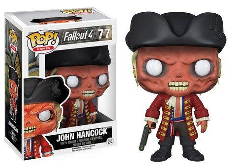 Funko POP! Fallout JOHN HANCOCK #77