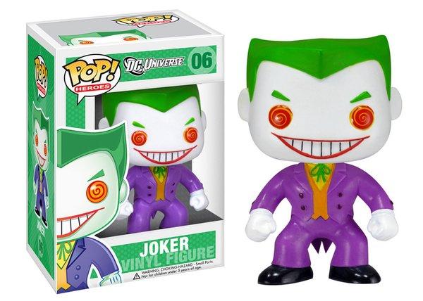 Funko POP! DC JOKER #06
