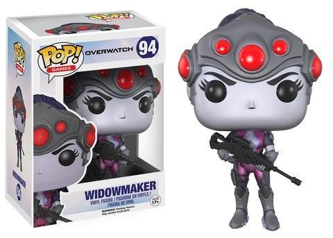 Funko POP! Overwatch WIDOWMAKER #94