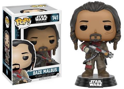 Funko POP! Star Wars Rogue One BAZE MALBUS #141