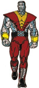 Patch Colossus X-Men