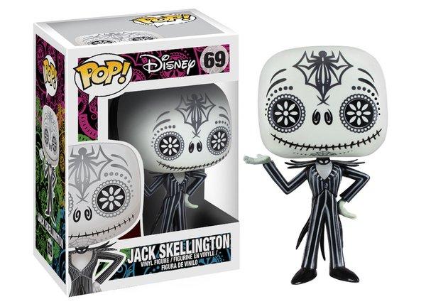 Funko POP! Disney NBX JACK SKELLINGTON Day of the Dead #69