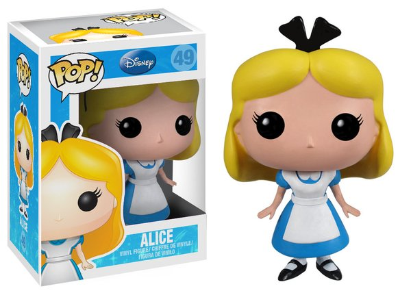 Funko POP! Disney ALICE in WONDERLAND #49