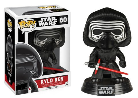Funko POP! Star Wars E7 KYLO REN #60