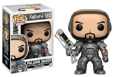 Funko POP! Fallout PALADIN DANSE #165
