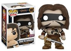 Funko POP! CONAN THE BARBARIAN war paint PX #381