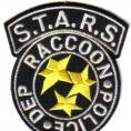 Pin Resident Evil Raccoon Police Department