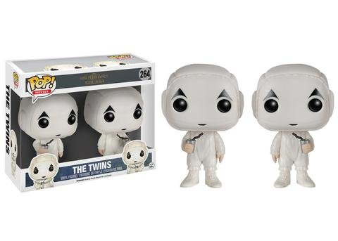 Funko POP! Home for Peculiar Children THE TWINS #264
