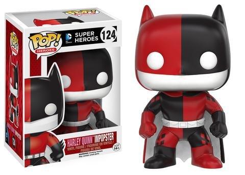 Funko POP! DC Impopster HARLEY QUINN as Batman #124