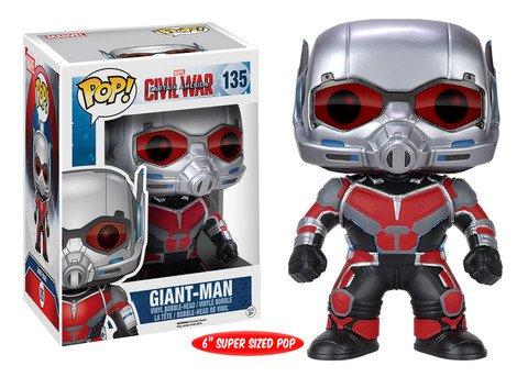 Funko POP! Marvel Civil War GIANT MAN #135