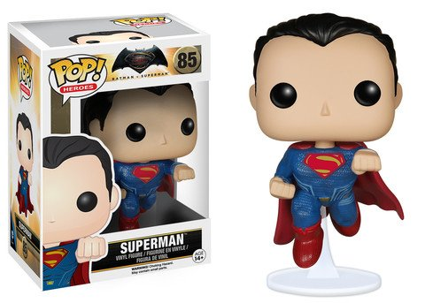 Funko POP! DC Batman vs Superman SUPERMAN #85