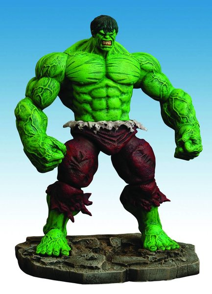 Marvel Select Incredible Hulk