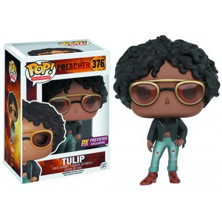 Funko POP! DC PX exclusive Preacher TULIP #376