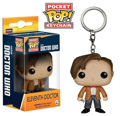 Funko Pocket POP! Keychain ELEVENTH DOCTOR