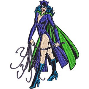 Patch Catwoman