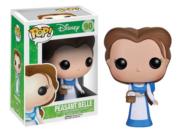 Funko POP! Disney PEASANT BELLE #90