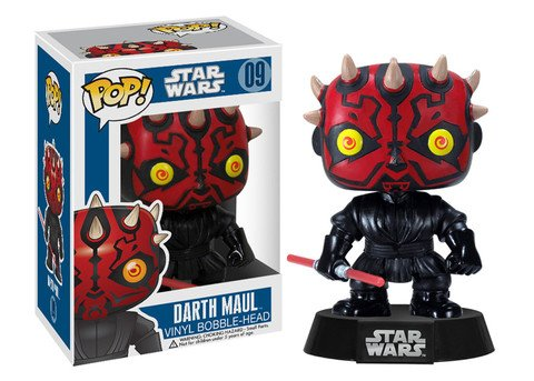 Funko POP! Star Wars DARTH MAUL #09