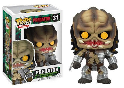 Funko POP! Horror PREDATOR #31