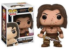 Funko POP! CONAN THE BARBARIAN bloody PX #381