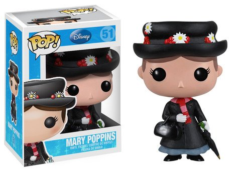 Funko POP! Disney MARY POPPINS #51