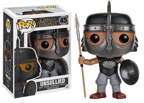 Funko POP! Game of Thrones UNSULLIED #45 VAULTED