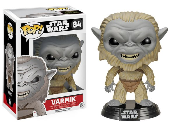 Funko POP! Star Wars E7 VARMIK #84