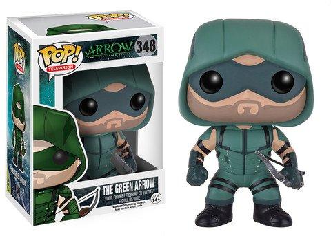 Funko POP! DC TV Arrow GREEN ARROW #348