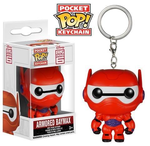 Funko Pocket POP! Keychain ARMORED BAYMAX