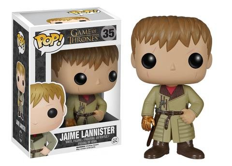 Funko POP! Game of Thrones JAMIE LANNISTER #35 VAULTED