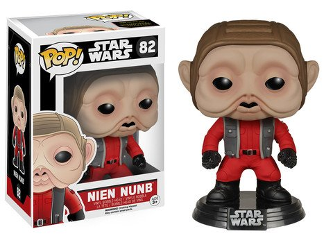 Funko POP! Star Wars E7 NIEN NUNB #82