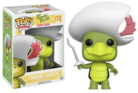 Funko POP! Hanna Barbera TOUCHE TURTLE #170