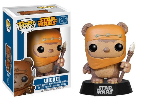 Funko POP! Star Wars WICKET #26