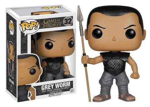 Funko POP! Game of Thrones GREY WORM #32 VAULTED